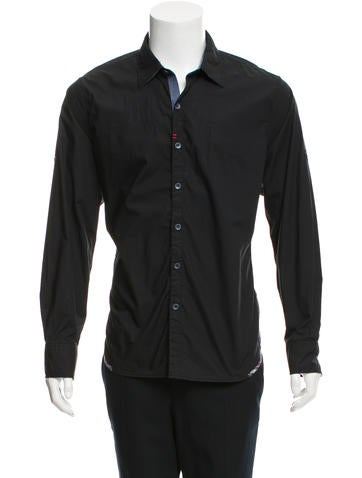 Robert Graham Long Sleeve Button-Up Shirt