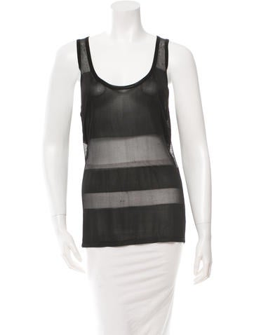 Robert Rodriguez Striped Knit Top w/ Tags None