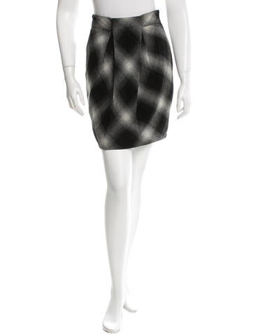Robert Rodriguez Patterned Knee-Length Skirt None