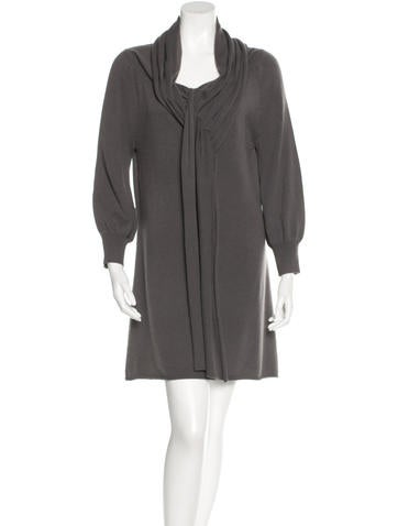Robert Rodriguez Cashmere Knit Dress None