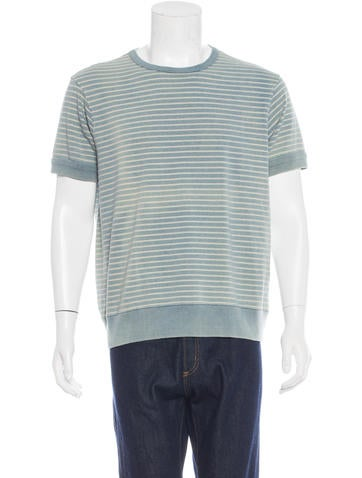 RRL & Co. Short Sleeve Sweater w/ Tags None