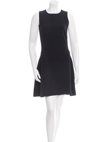 Sandro Mini Dress None