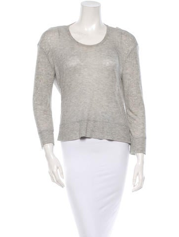 T by Alexander Wang Knit Top None