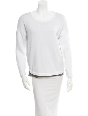 Tibi Sweater None