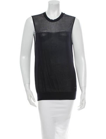 Tory Burch Knit Top None