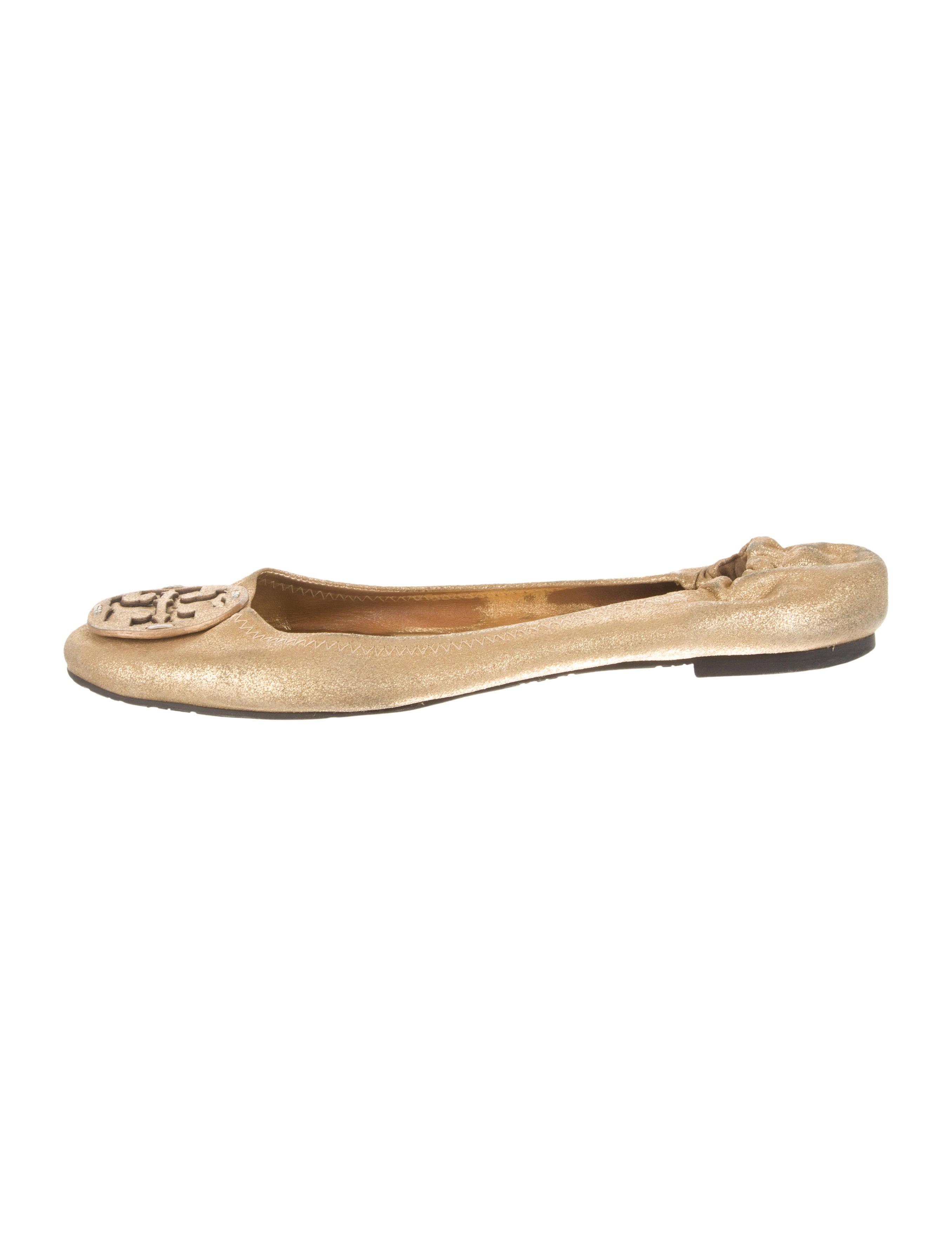 Tory Burch Reva Flats - Shoes - WTO48943 | The RealReal