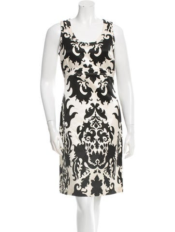 Tory Burch Sleeveless Sheath Dress