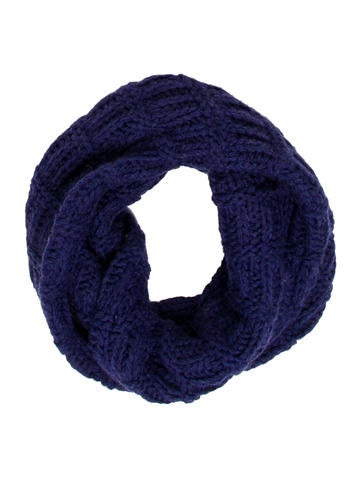 Tory Burch Knitted Logo Snood w/ Tags None