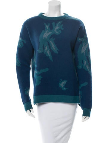 Baja East Cashmere Sweater w/ Tags None