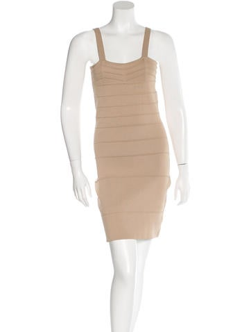 Zimmermann Sleeveless Bodycon Dress None