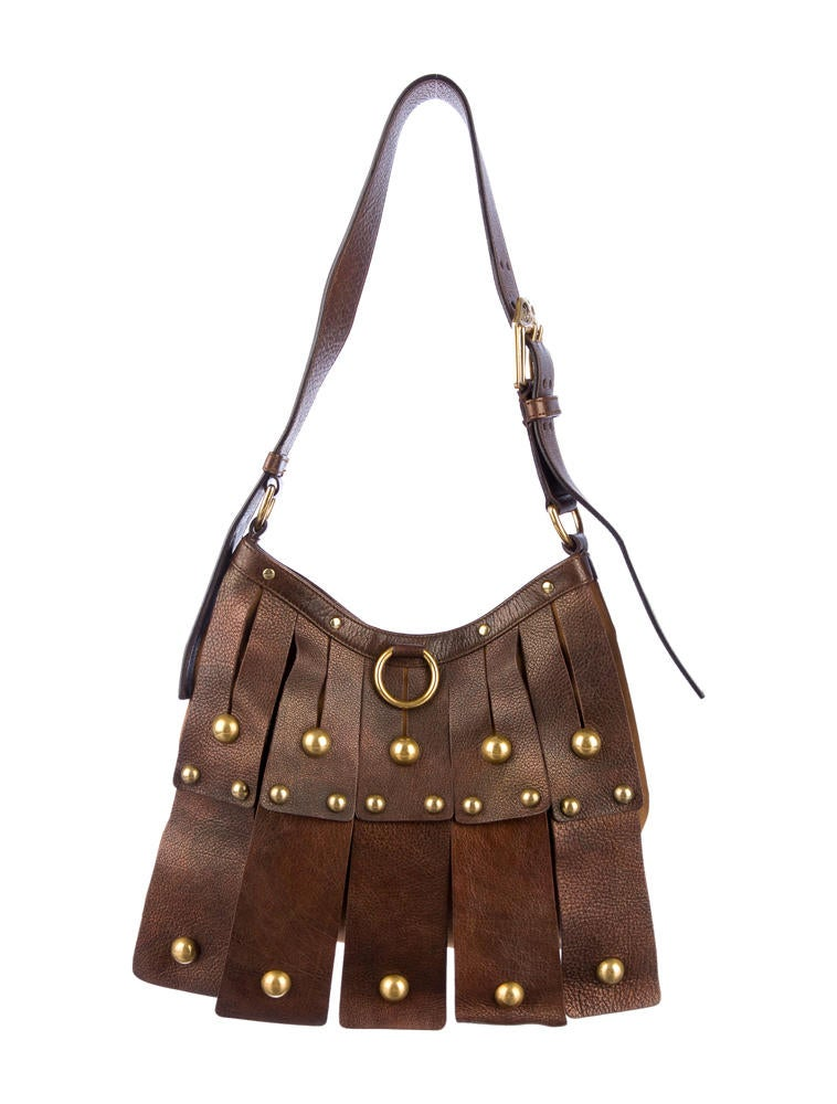 Yves Saint Laurent Sac Sparte Bag - Handbags - YVE20024 | The RealReal