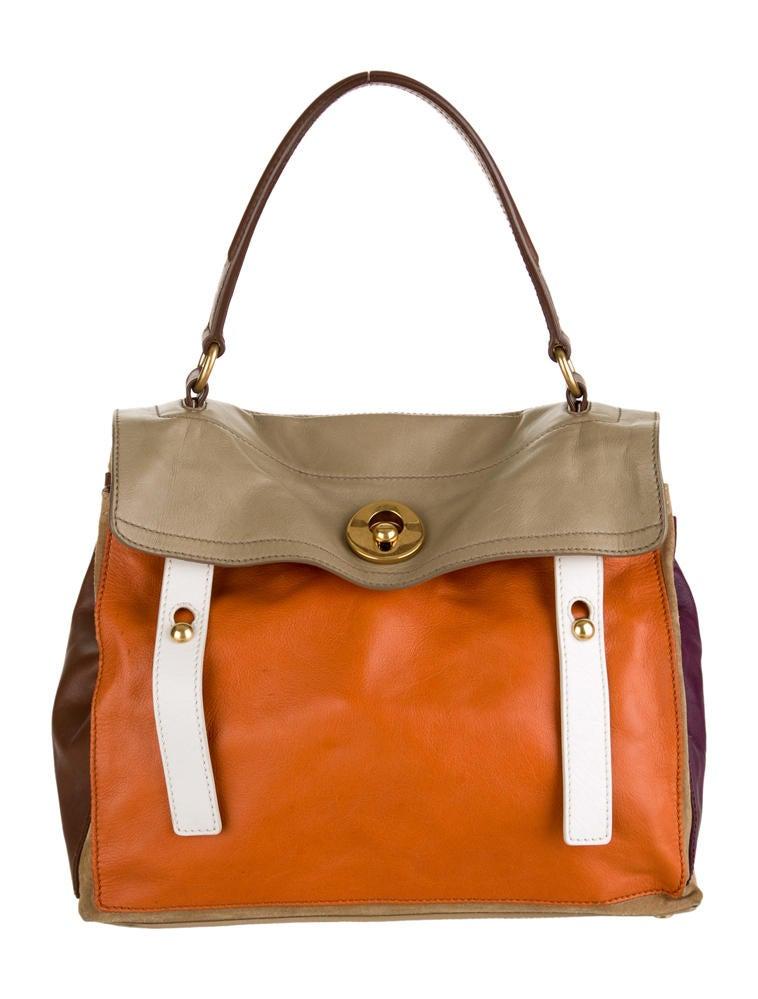 Yves Saint Laurent Muse Two Bag - Handbags - YVE22134 | The RealReal