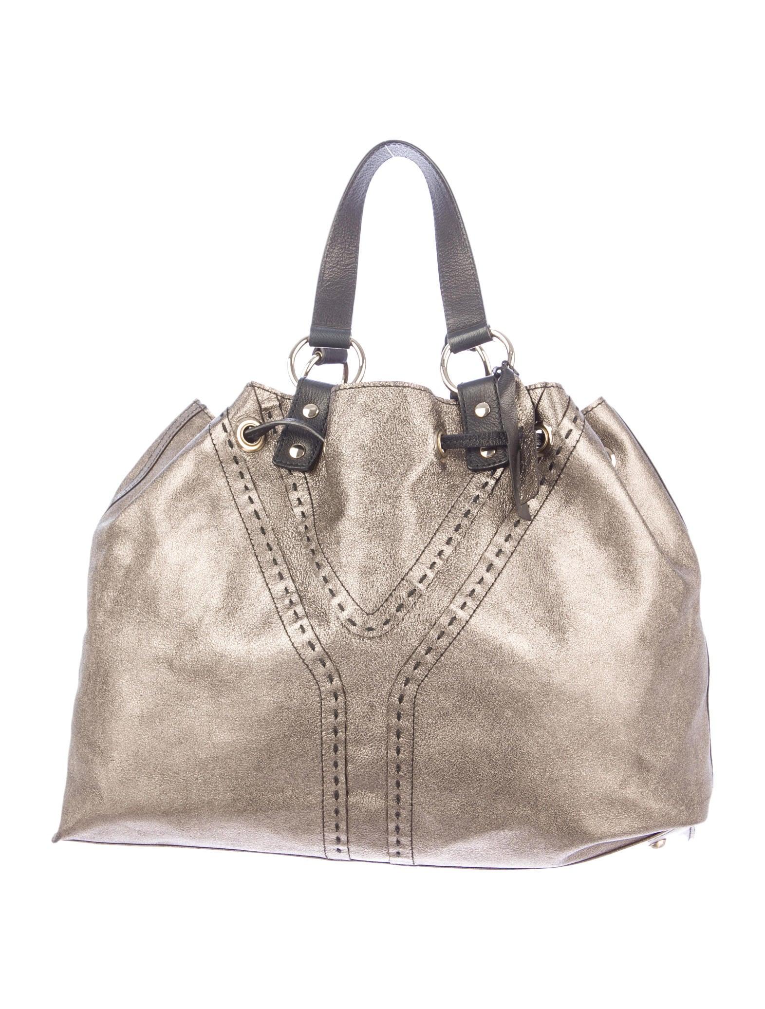 yves saint laurent clutch sale - Yves Saint Laurent Double Sac Reversible Tote - Handbags ...