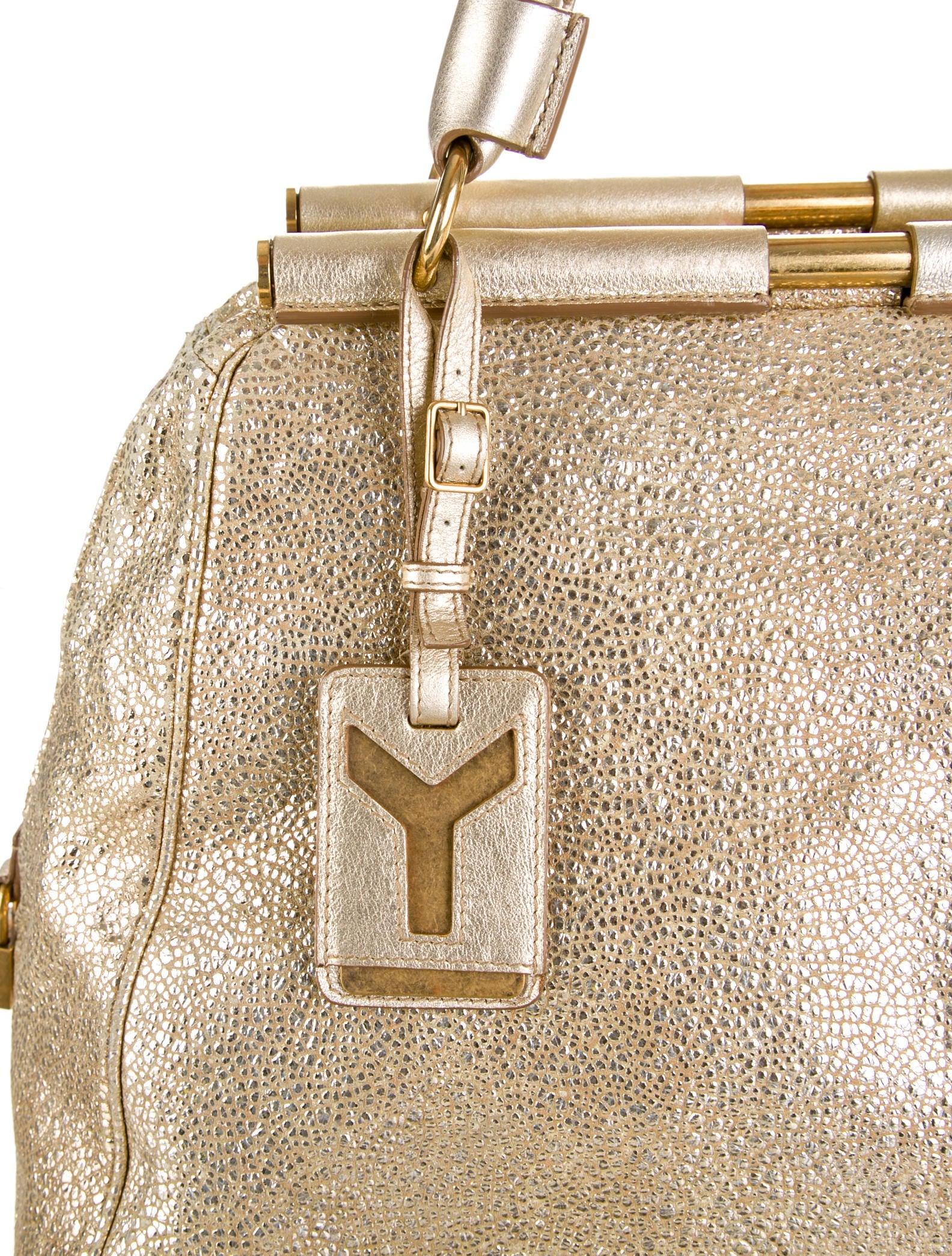 ysl prices - Yves Saint Laurent Majorelle Bag - Handbags - YVE32002 | The RealReal