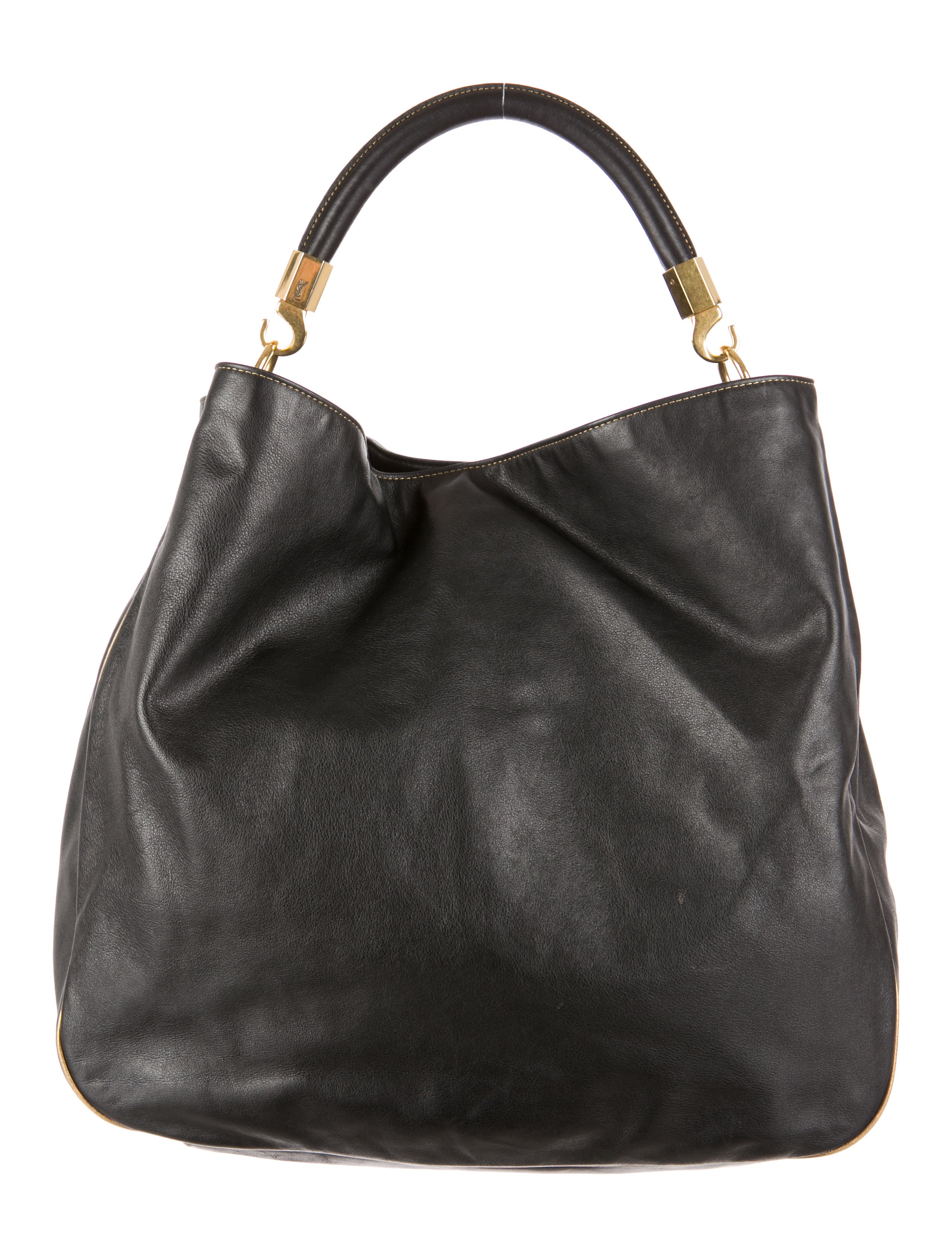 Yves Saint Laurent Roady Hobo - Handbags - YVE32331 | The RealReal