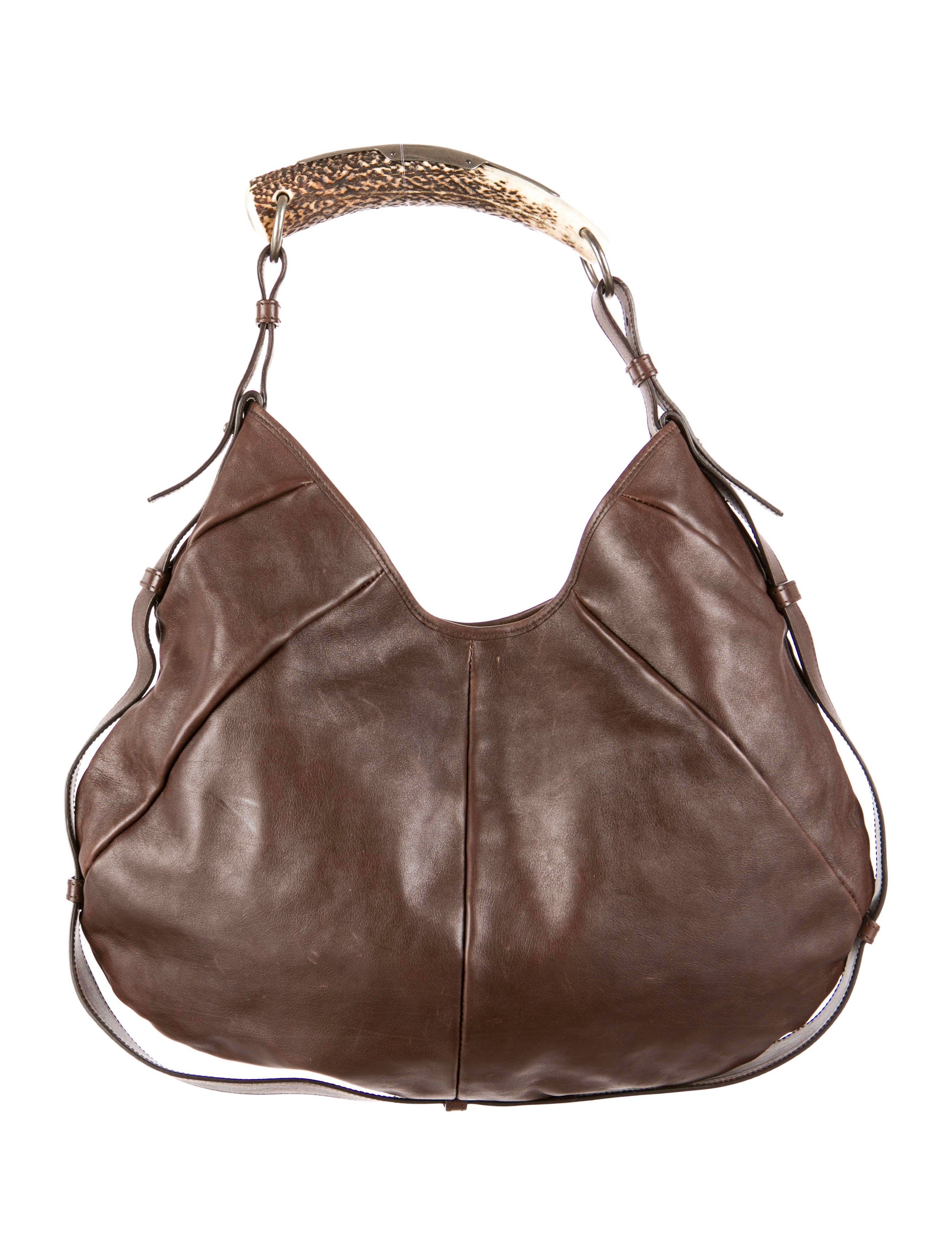 Yves Saint Laurent Mombasa Handle Bag - Handbags - YVE32726 | The ...