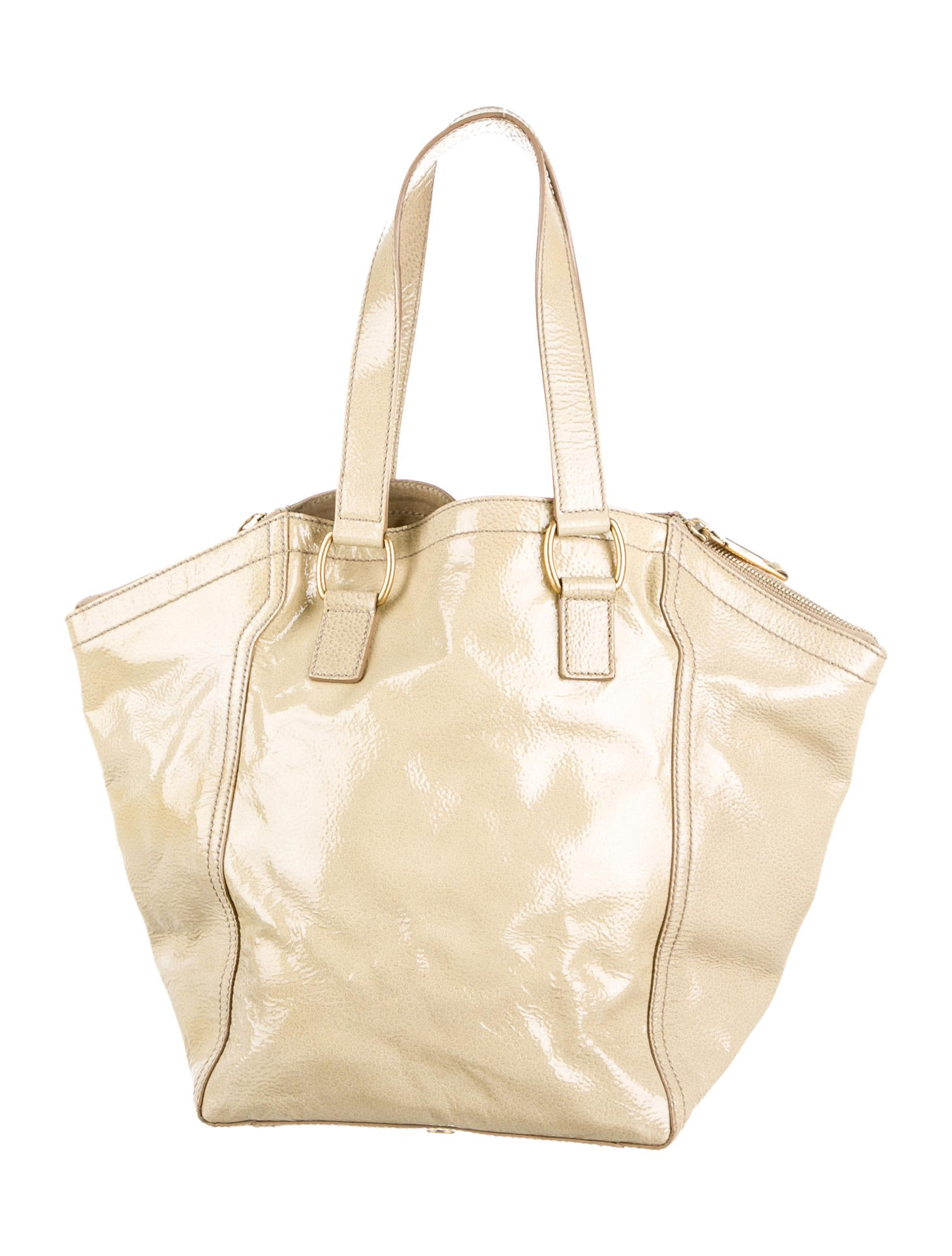 Yves Saint Laurent Downtown Tote - Handbags - YVE35523 | The RealReal