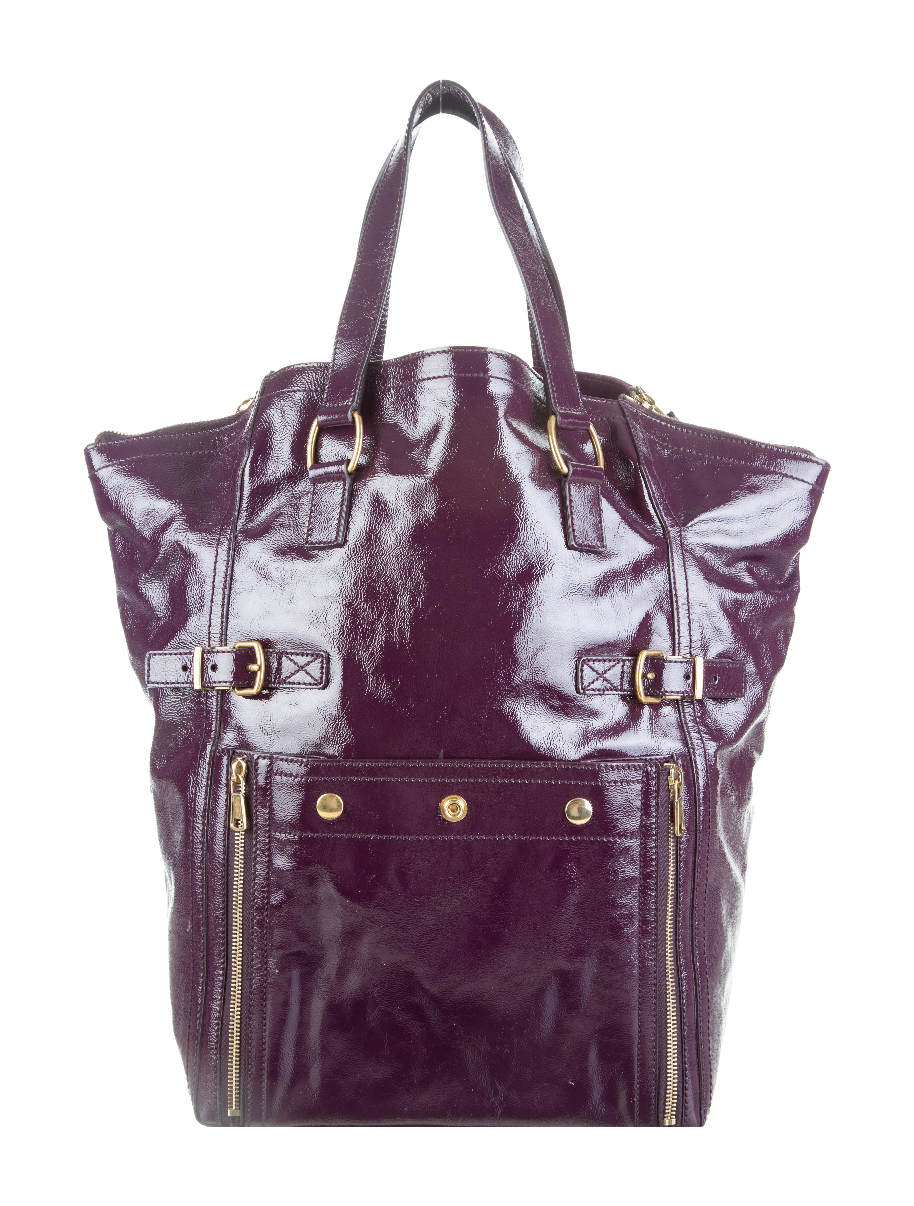 Yves Saint Laurent Downtown Tote - Handbags - YVE36000 | The RealReal