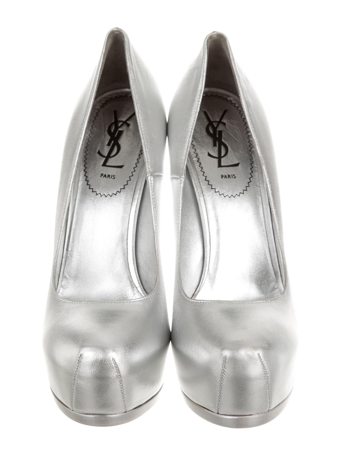 yves laurent ysl w tags shoes yve36148 the
