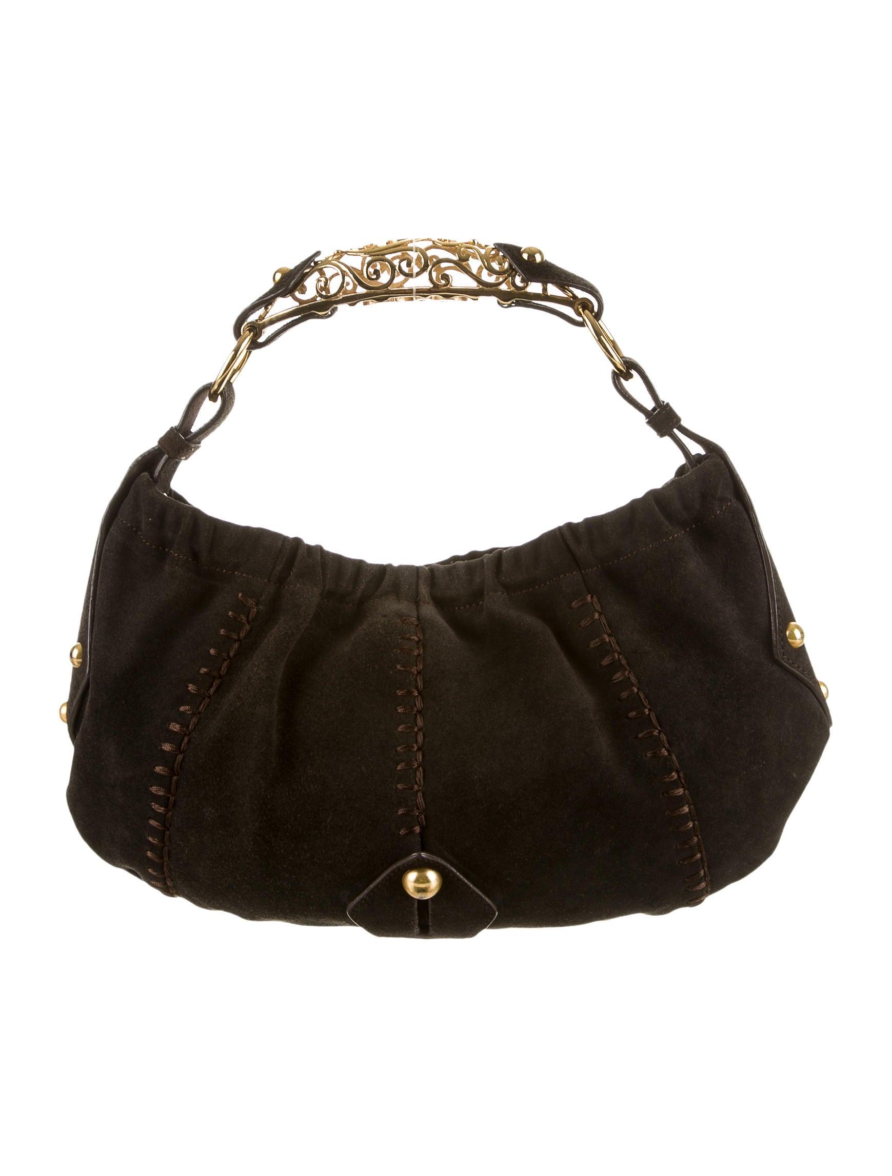 Yves Saint Laurent Vincennes Bag - Handbags - YVE36965 | The RealReal