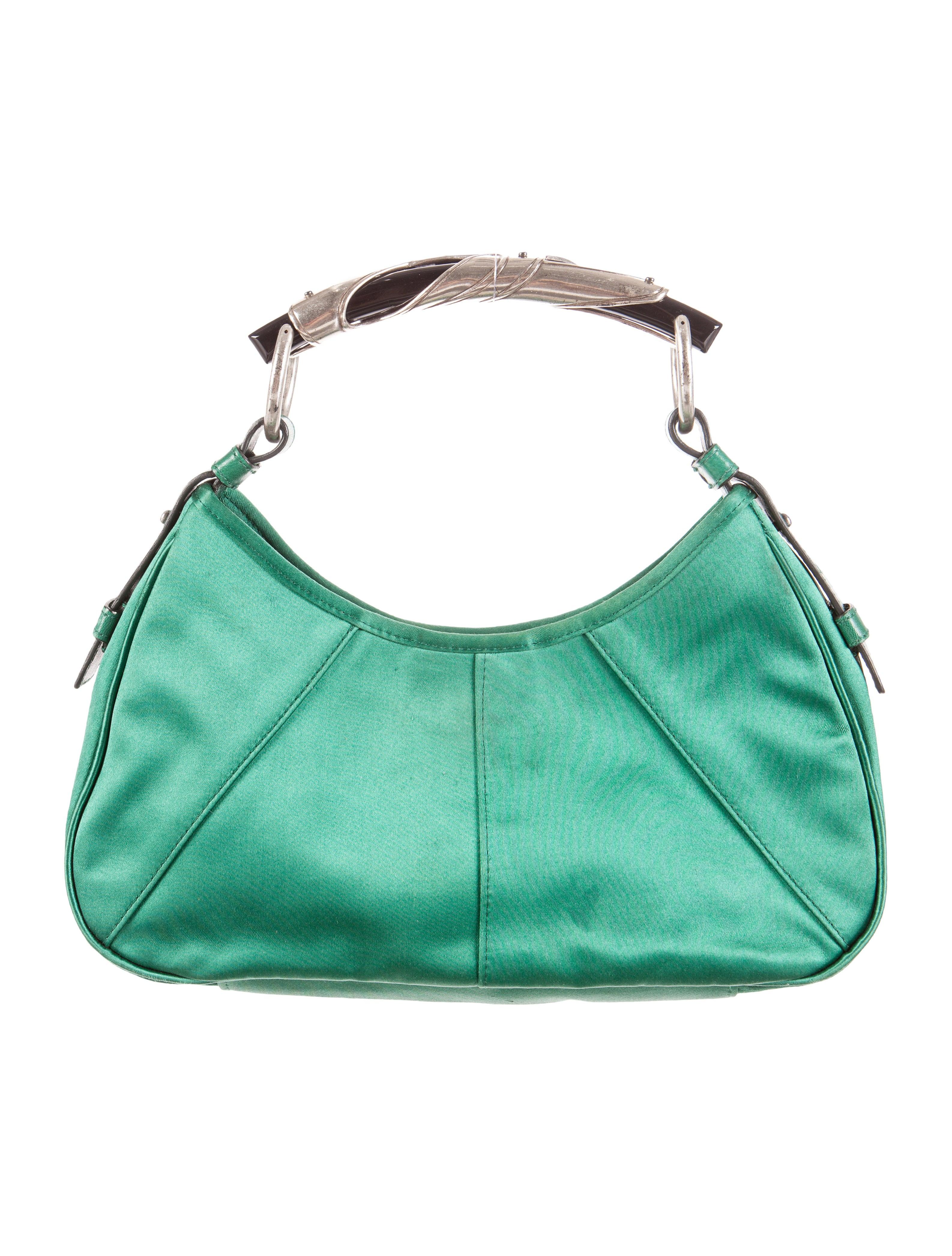 ysl monogram earrings - Yves Saint Laurent Mini Mombasa - Handbags - YVE37072 | The RealReal