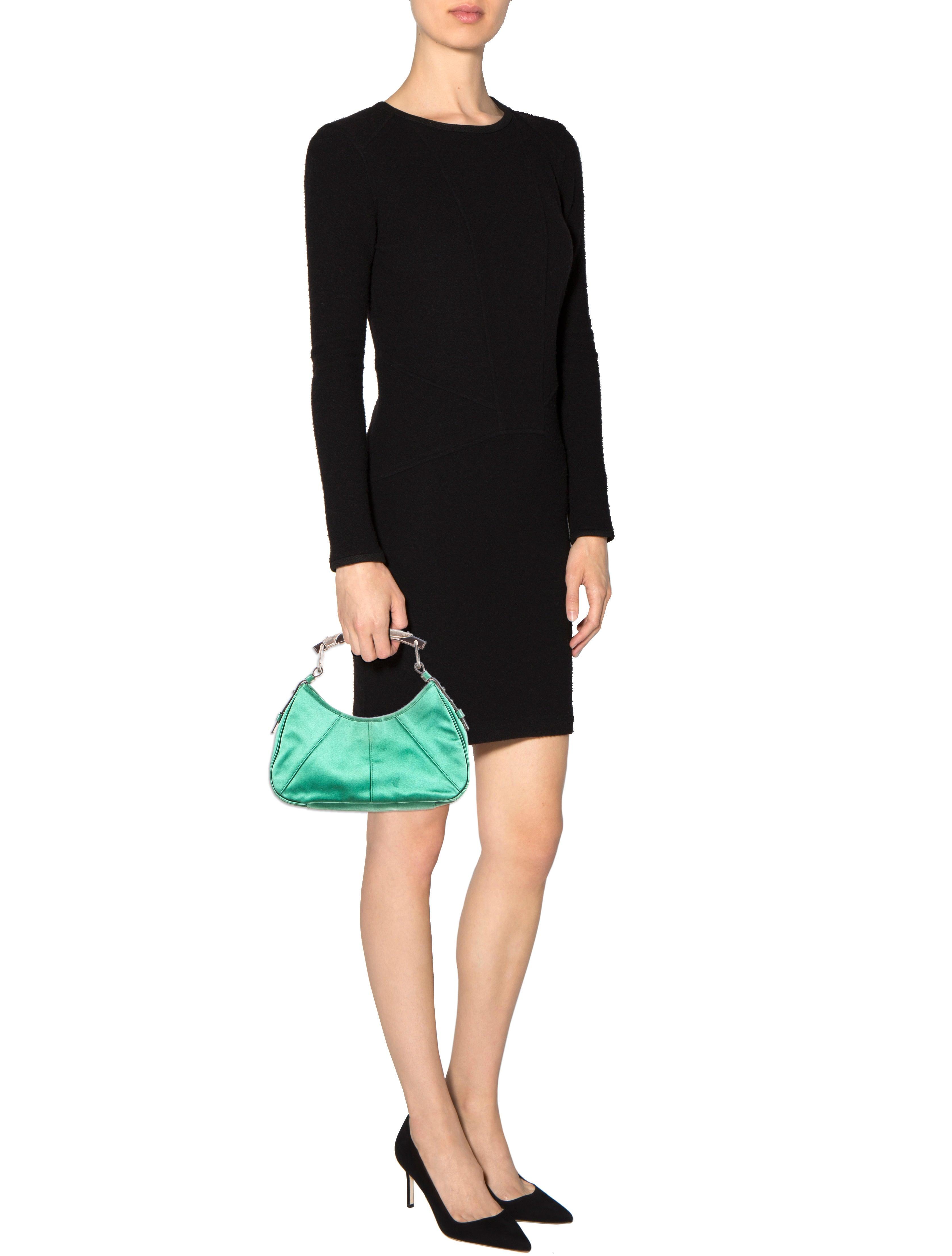 Yves Saint Laurent Mini Mombasa - Handbags - YVE37072 | The RealReal