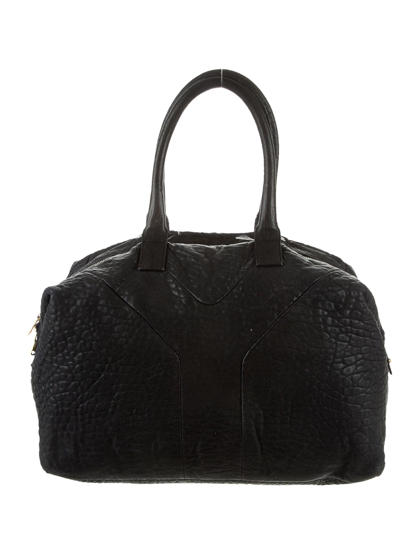 Yves Saint Laurent Easy Bag - Handbags - YVE37180 | The RealReal
