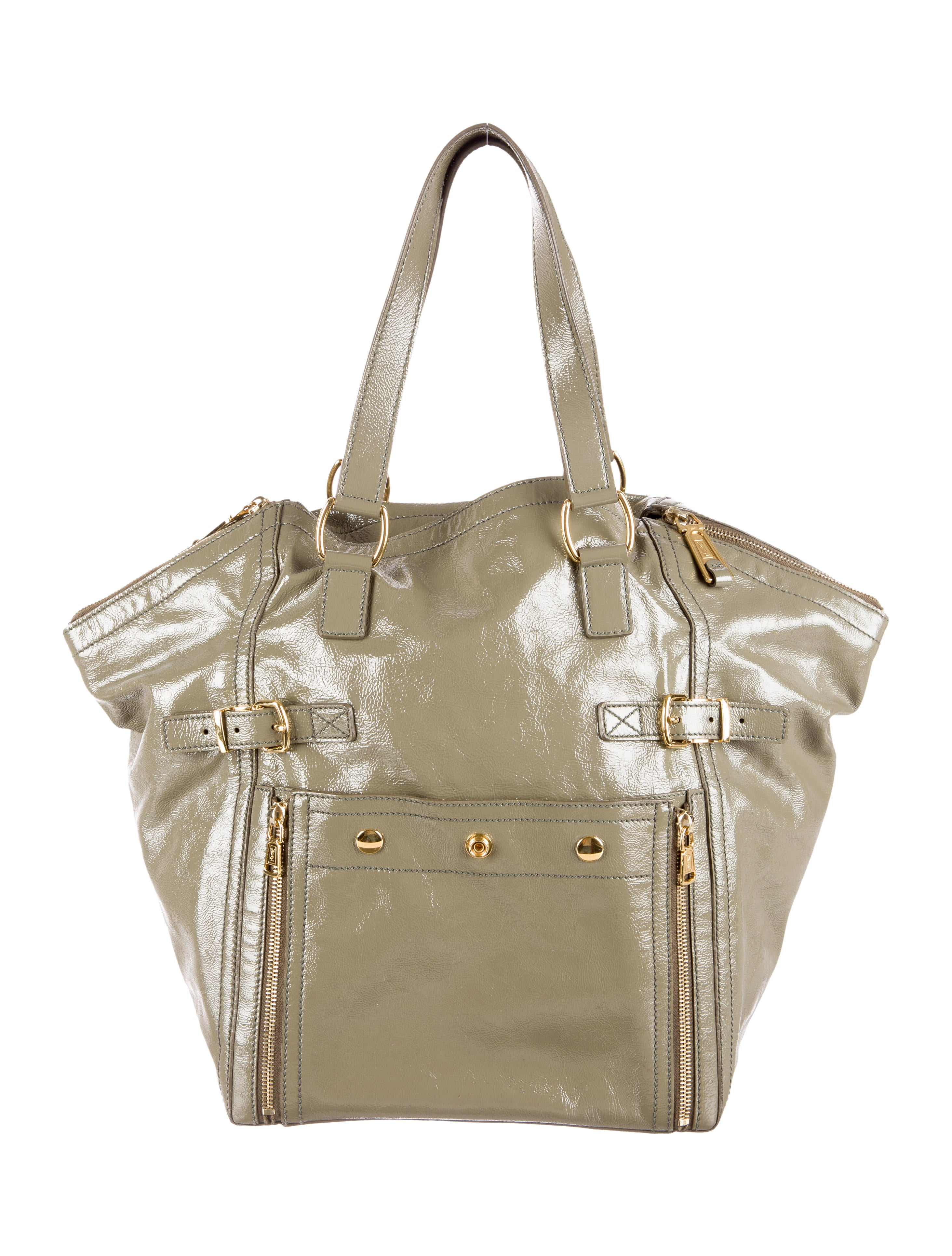 Yves Saint Laurent Downtown Tote - Handbags - YVE38018 | The RealReal