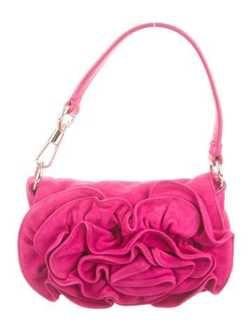 ysl look - yves saint laurent horn embellished handle bag, ysl beige patent ...
