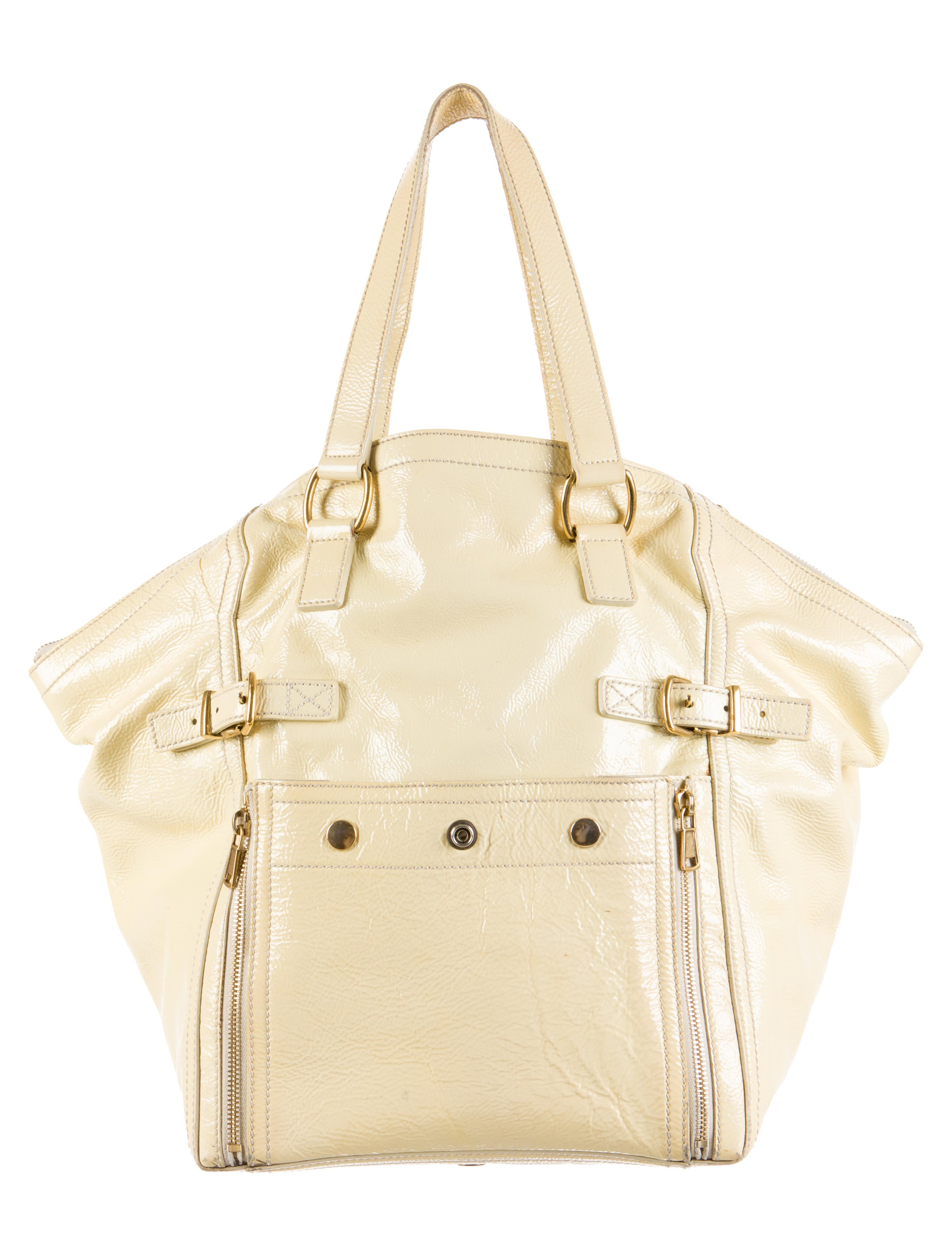 Yves Saint Laurent Downtown Tote - Handbags - YVE38245 | The RealReal