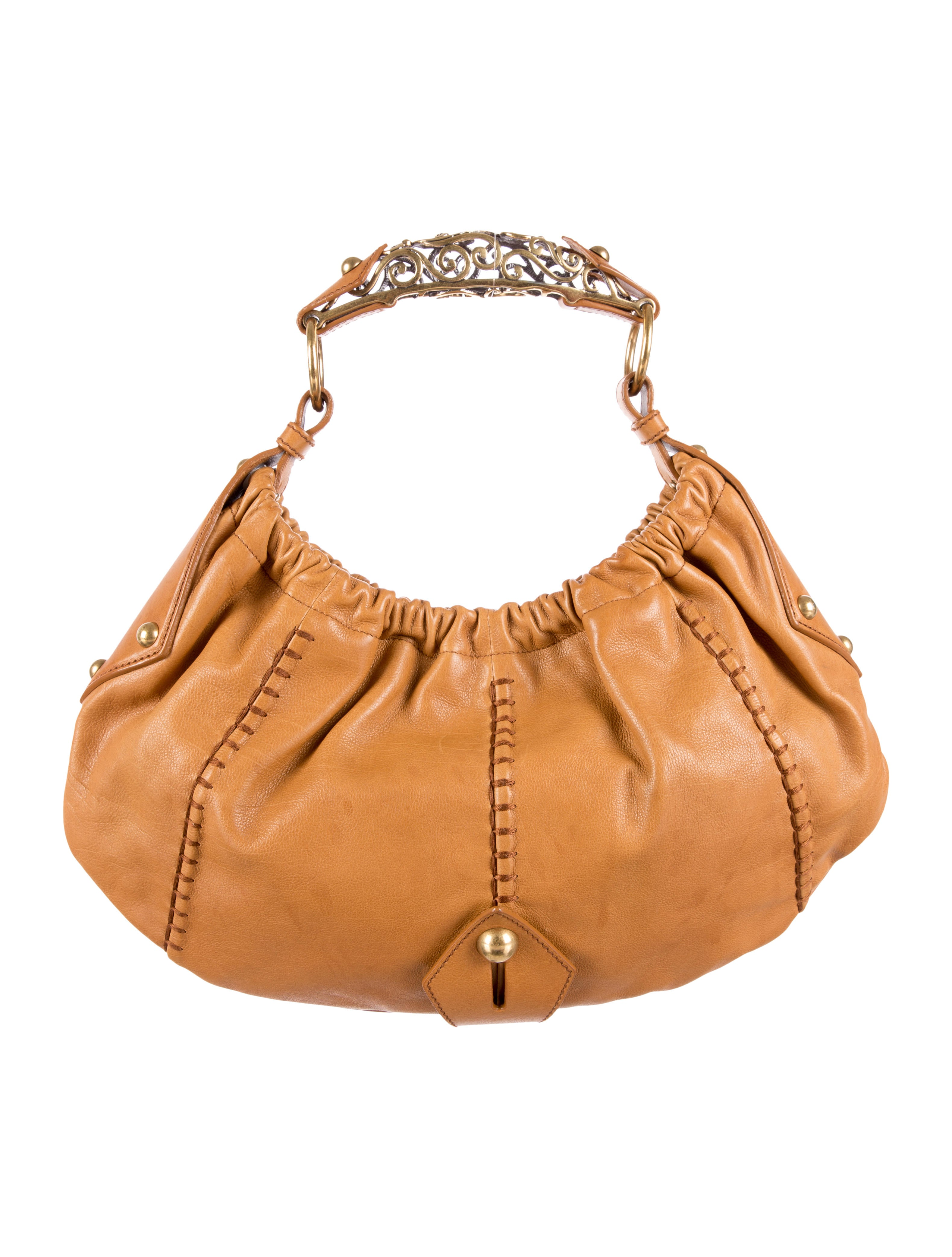Yves Saint Laurent Vincennes Mombasa Bag - Handbags - YVE41508 ...