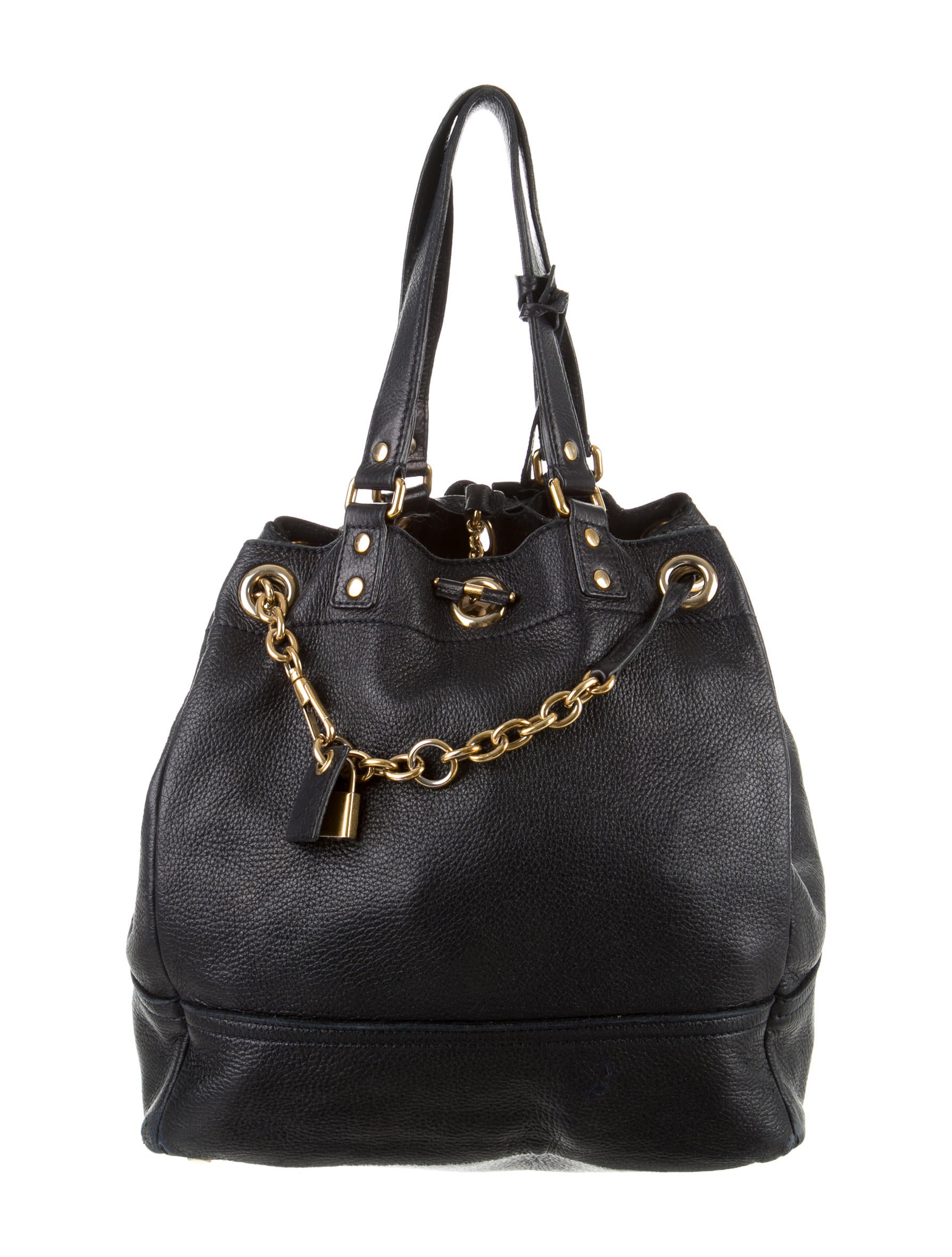 yves saint laurent handbag outlet - yves saint laurent faubourg chain pebbled shoulder bag, handbag tag