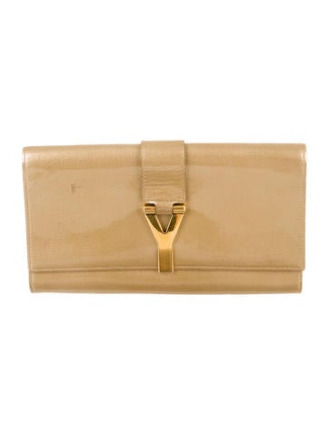 ysl crossbody replica - yves saint laurent eel skin y envelope clutch, yves st laurent purses