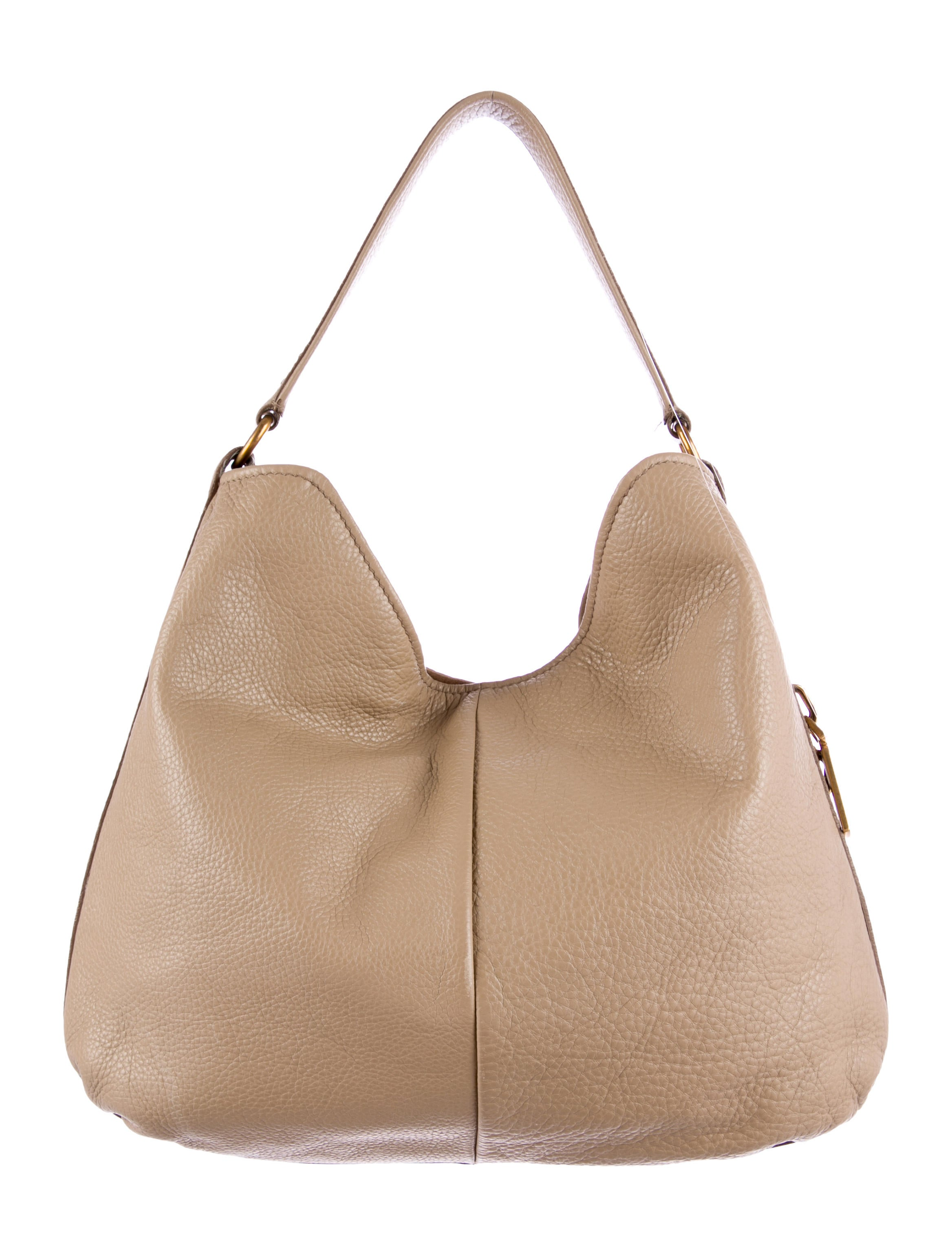 yves saint laurent zip around leather hobo ysl clutches on sale. Black Bedroom Furniture Sets. Home Design Ideas