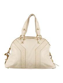 Yves Saint Laurent Glazed Muse Tote - Handbags - YVE43275 | The ...