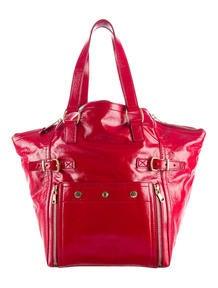 ysl handbag outlet - Yves Saint Laurent Glazed Downtown Tote - Handbags - YVE43461 ...