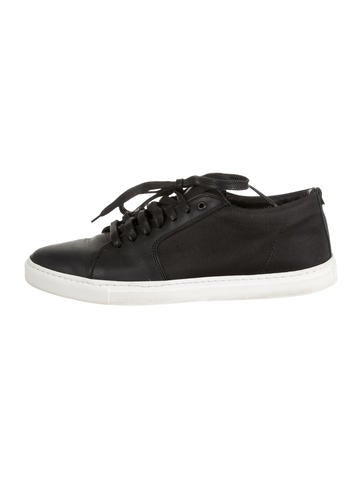 Yves Saint Laurent Low-Top Trainer Sneakers