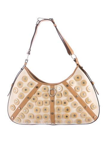 yves saint laurent byzance cross shoulder bag