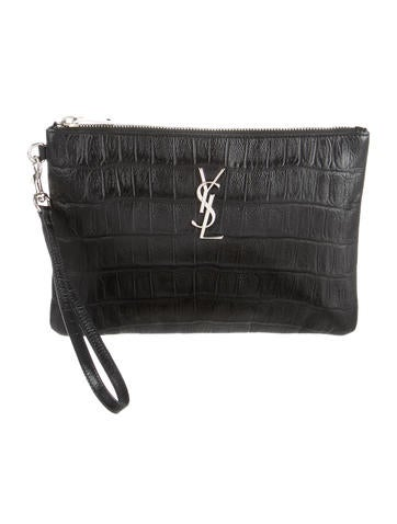 ysl card holder - Yves Saint Laurent Handbags | The RealReal