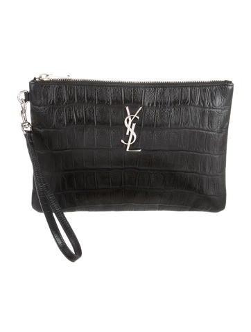 ysl card holder - Yves Saint Laurent Handbags | The RealReal