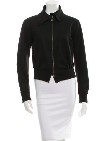 Yves Saint Laurent Lightweight Wool Jacket None