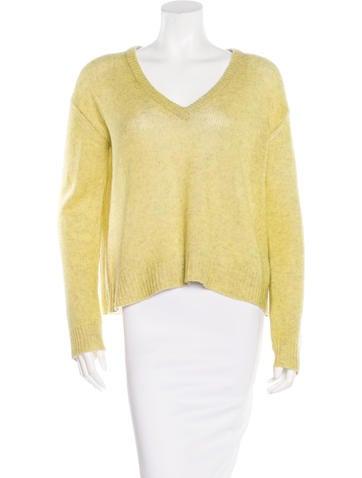 Zadig & Voltaire Cashmere V-Neck Sweater w/ Tags None