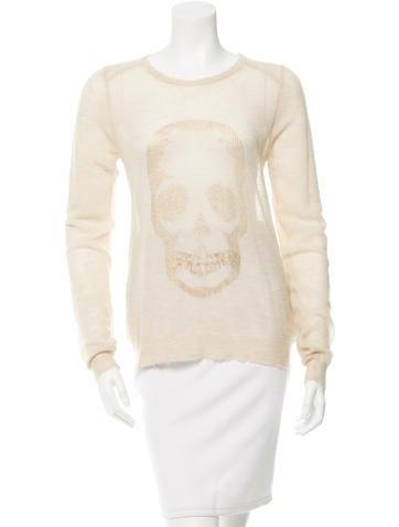 Zadig & Voltaire Cashmere Knit Sweater None