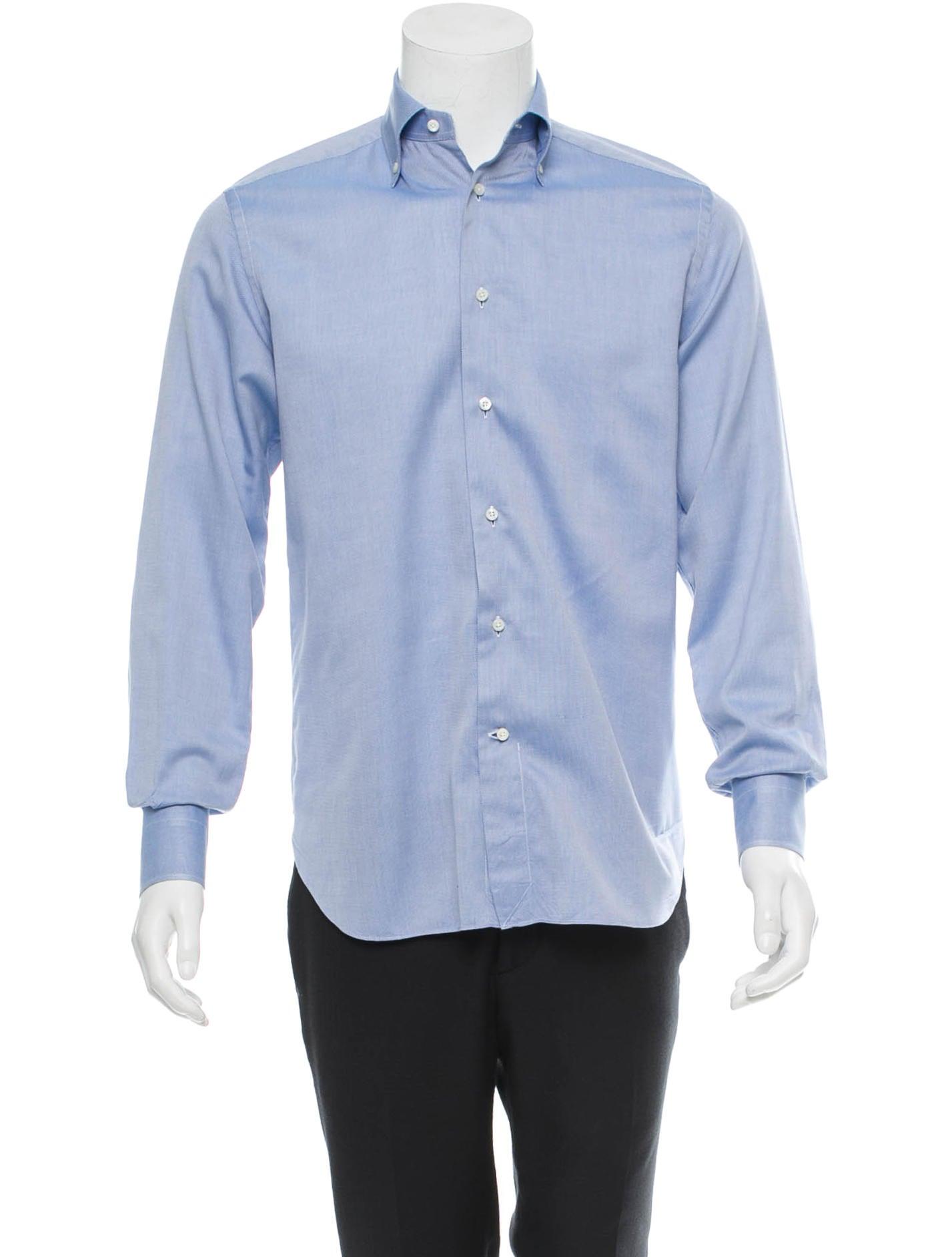 ermenegildo zegna shirt clothing zgn21531 the realreal. Black Bedroom Furniture Sets. Home Design Ideas