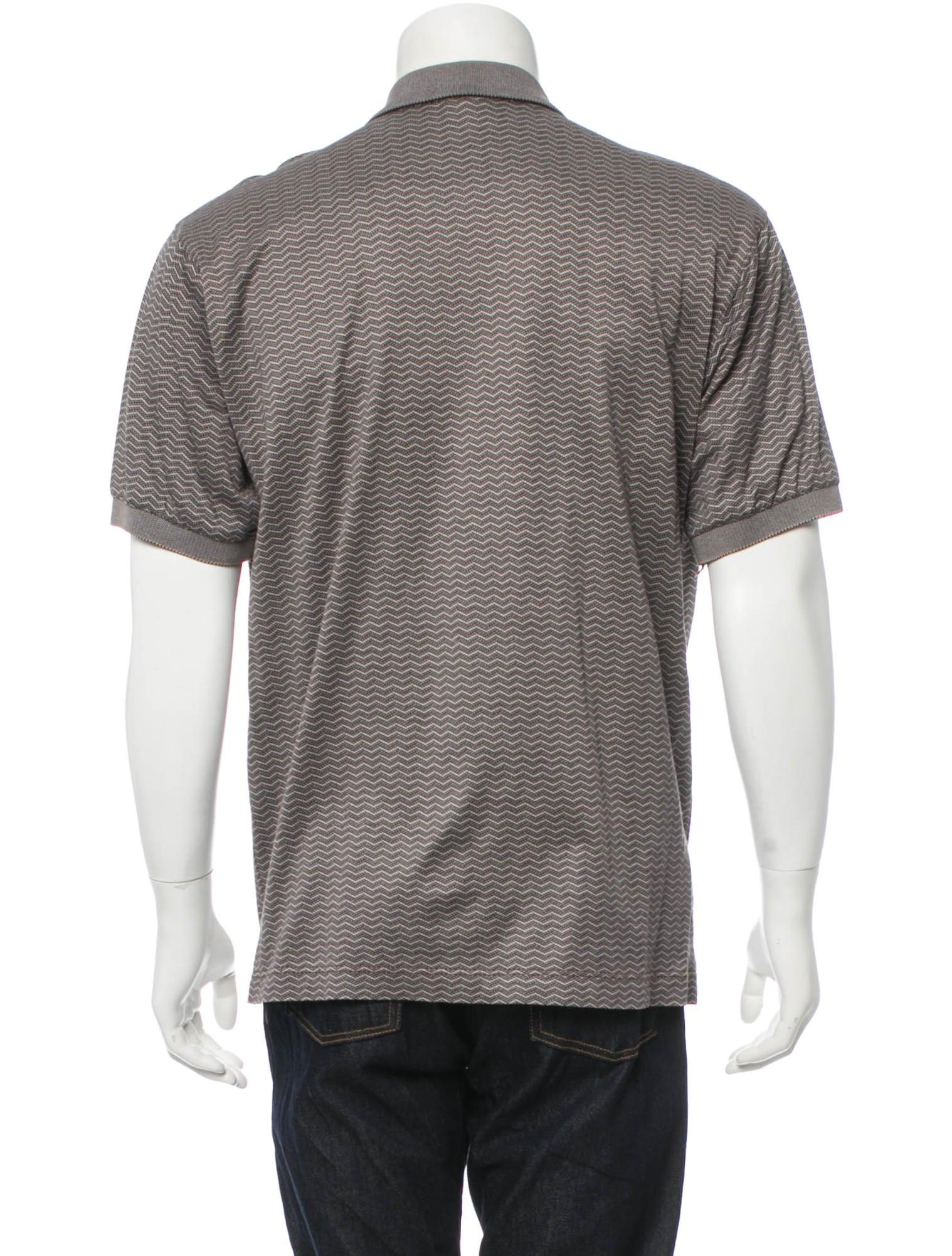 Ermenegildo zegna polo shirt mens shirts zgn21763 for Zegna polo shirts sale